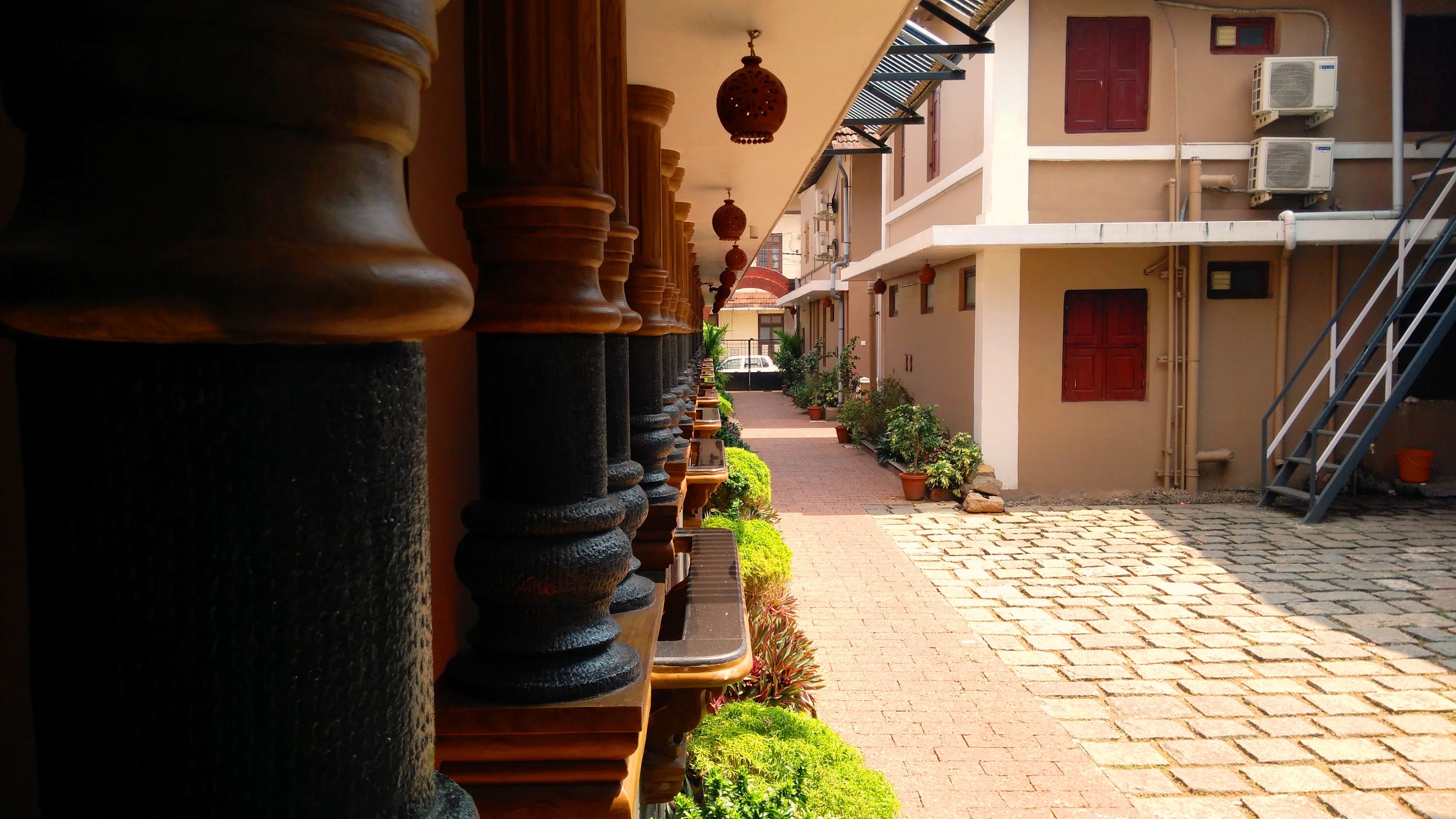 Double room A/C Thrissur